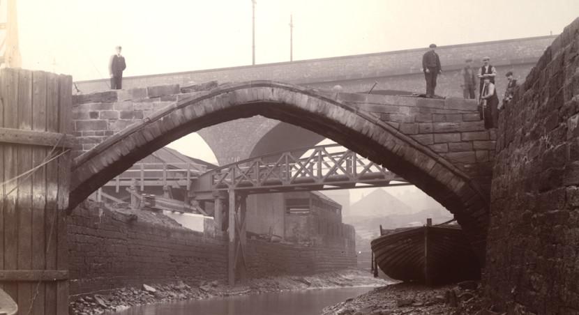 Glasshouse Bridges Byker Unknown 1908