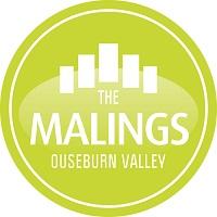 The Malings logo small
